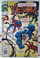VENOM LETHAL PROTECTOR #5 NEWSSTAND VARIANT RIOT Agony LASHER Phage Spiderman VF
