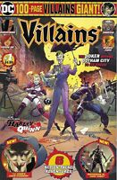 Villains 100-Page Giant Size Comic 1 Cover A 2019 With Joker Harley Quinn DC