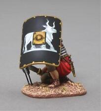 Thomas Gunn Roman Empire Rom016C 9Th Legionnaire Taking Cover Black Shield Mib