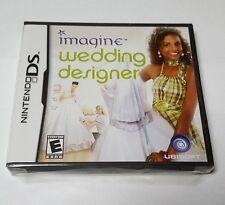 Imagine: Wedding Designer (Nintendo DS, 2008)