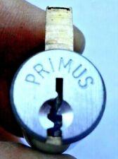 High Security     Primus   Cylinder Lock  NO Key  Locksport !!