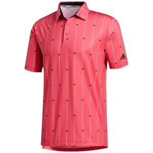 New Men's Adidas Ultimate 365 Badge of Sport Golf Polo - Choose Size & Color!