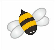 Bee Bumble Bee Sticker Decal Graphic Vinyl Car Window Bumper Laptop Decor