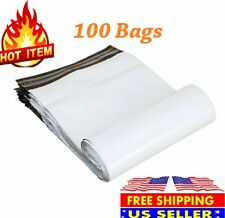 100 Poly Mailers Shipping Envelopes Self Sealing Plastic Mailing Bags Sizes Avai