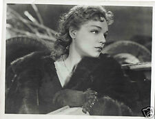 Simone Signoret Actress Gunman in the streets Vintage Publicity Photograph 10x8