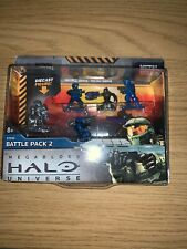 Megabloks Halo Metal Series Battle Pack 2 Set #97035