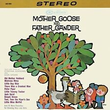 Mother Goose and Father Gander [New Cd] Manufactured On Demand
