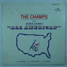 "The Champs Play Joshua Logan's ""ALL AMERICAN""/Mel Brooks 1962 Challenge Rec VG++"