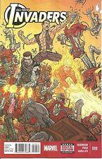 Invaders #10 (NM)`14  Robinson/ Pugh