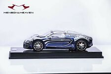 Bugatti Veyron L'or Blanc Carbon Base, Ltd 66 pcs Henson & Heaven 1/18 - No MR