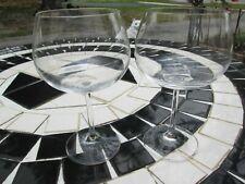 New listing Pair Schott Zwiesel Red Wine Stem
