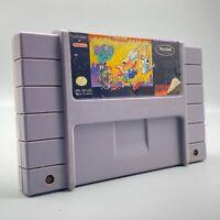 Jeu - Rocko's Modern Life - Nintendo - NTSC US - SNES Super Nintendo (ML)