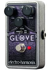 Electro-Harmonix OD Glove Guitar Effects Pedal EHX Distortion Earthy Overdrive