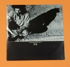 "U2 ""WITH OR WITHOUT YOU"" ITALY ITALIAN 12"" MINT VINYL ISLAND RECORDS 1987"
