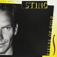 Fields Of Gold - The Best Of 1984-94 [CD] Sting (1214)