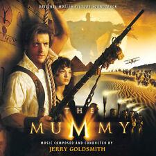 LA MOMIE (THE MUMMY) MUSIQUE DE FILM - JERRY GOLDSMITH (2 CD)