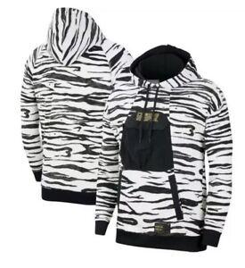 Nike South Korea World Cup Men's XXL 2XL Hoodie Pullover White/Black CQ9198-100