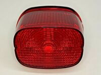 HD Harley-Davidson Multi-Fit Red TAIL LIGHT LENS SAE-3157K ECE-P27/7WK Bulb