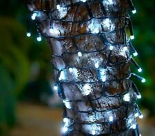 Eveready LED Solare Stringa Luci 120pk COOL WHITE Garden Gazebo struttura Traliccio DEC