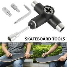 Skateboard Scooter Roller Skate All in 1 T Shape Tool Allen Key Long Board 5 Way