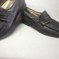 England Shoes Salon Leather Loafer. Korean made luxury shoe. Size 11