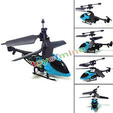 Azul Envío libre QS5010 3.5CH Micro helicóptero teledirigido Ⅱ