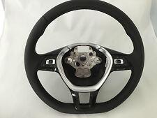 VW Volante De Cuero Y MFL Golf 7 VII Passat B8 5G0419091DJ E74 07S ACC N24