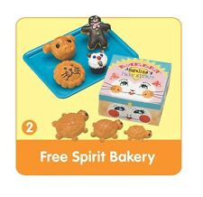 "Re-Ment ""Bread & Butter"" #2:Free Spirit Bakery,1:6 Barbie size kitchen food mini"