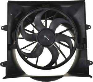 Engine Cooling Fan Fits: 2004 Fits Jeep Grand Cherokee !!! BUY FROM THE BEST!!!