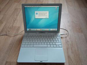"""Apple Ibook G4 - 14"""" - Mac OS X 10.4.11 Tiger"""