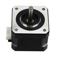 3D Printer Motors,17 Stepper Motor 42-34 Motor 1.8 Stepper Angle 1.5A 2 Pha H4Z8