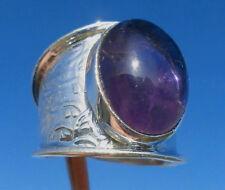 Amethyst Ring Gr. 17,75 Silber 925