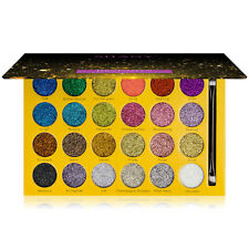SHANY RSVParty Glitter Palette - 24 Pressed Glitter Pigments for Face and Body