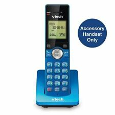 VTECH ACCESSORY CORDLESS HANDSET 6409 BLUE, FOR CS 6419,6428,6429 PHONE SYSTEMS