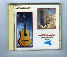 CD (NEW) ALAIN CARL GARCIA ROMANTIC CLASSICAL GUITAR