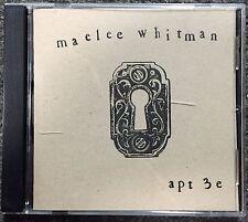 Maelee Whitman - Apt 3E CD Independent Release Chicago Folk Indie Pop