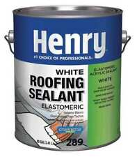 HENRY HE289046 1 gal. White Roofing Sealant