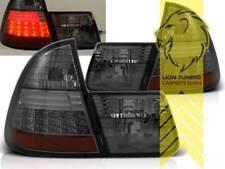 LED Rückleuchten Heckleuchten für BMW E46 Touring schwarz