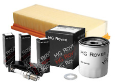 MG ZS and Rover 45 service kit ZUA000045. 1.4, 1.6, 1.8. Genuine MG Rover Parts