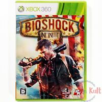Jeu BioShock Infinite [JAP] sur Xbox 360 NEUF sous Blister