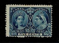 Canada SC# 54, Mint Hinged, Hinge Rem, minor toning, minor gum crease - S3895
