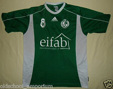 Eslövs HF / NILLSON #8 - 2000's - ADIDAS - MENS handball Shirt / Jersey. Size: M