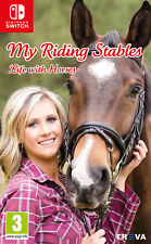 My Riding Stables - Life with Horses Switch Game | BRAND NEW SEALED, FAST POST