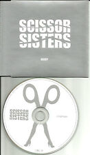 SCISSOR SISTERS Mary 2004 UK Made PROMO DJ CD Single USA Seller SNIP 17 MINT