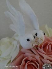 Dekoration Taubenpaar zur Hochzeit, Braut, Feste, Hochzeit