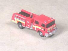 N Scale 1994 Red Pierce Fire Pumper Truck #3