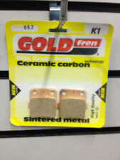 HONDA CR 85 CR85 2003-2007  GOLD FREN FRONT BRAKE PADS