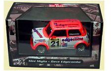 CORGI CC82275 MINI MIGLIA - DAVE EDGECOMBE die cast  car no 21 Williams 1:32nd