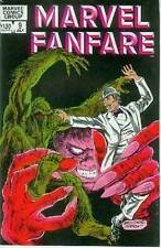 MARVEL FANFARE # 9: MAN-Thing (USA, 1983)