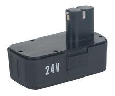 Sealey Nickel-Cadmium (NiCd) Power Tool Batteries & Chargers